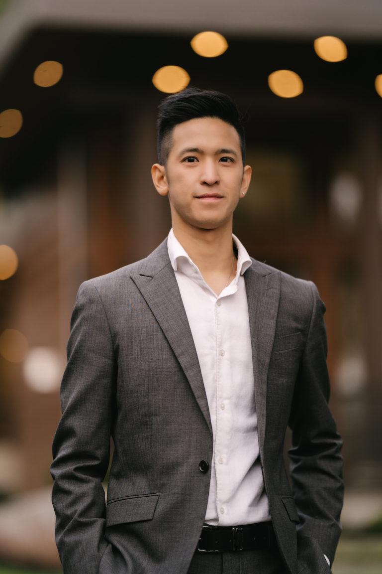 Daniel Yu Headshot