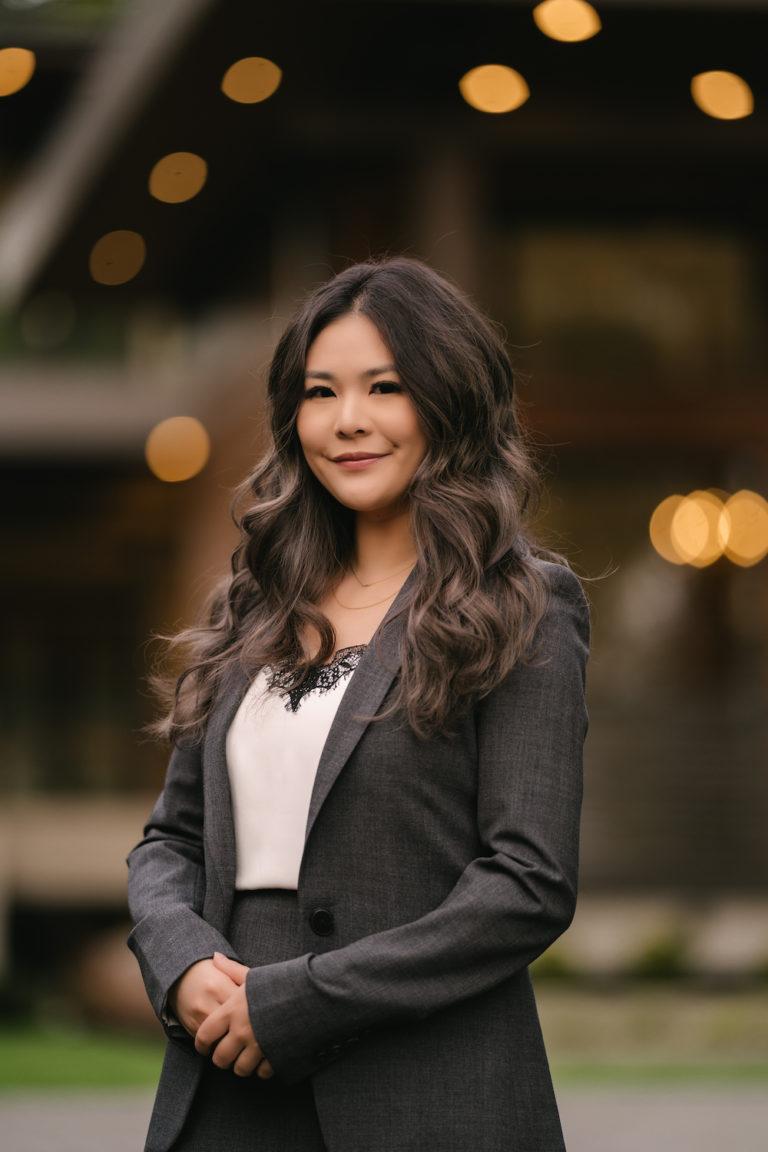 Nikki Siu Headshot