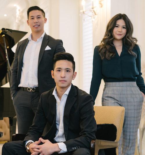 Daniel Yu Team